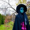 Boszorkány jelmez készítése házilag