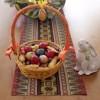 Húsvéti kosár házilag