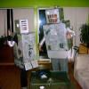 Robot jelmez készítése házilag