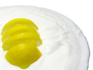 Bazsalikomos citromfagyi készítése házilag