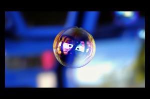Buborék házilag