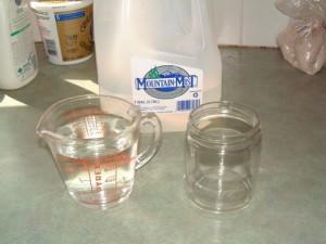 Desztillált víz házilag
