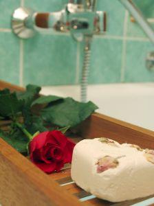 Fürdőgolyó készítése házilag
