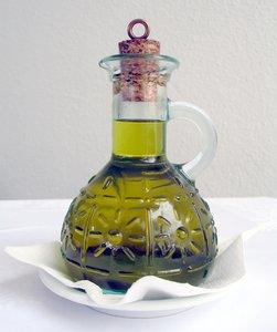 Fűszeres olaj házilag ajándékba