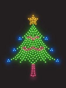 Karácsonyfa házilag